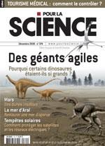 Pour la science décembre 2008