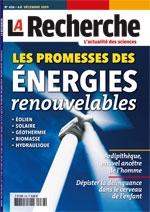 La Recherche décembre 2009