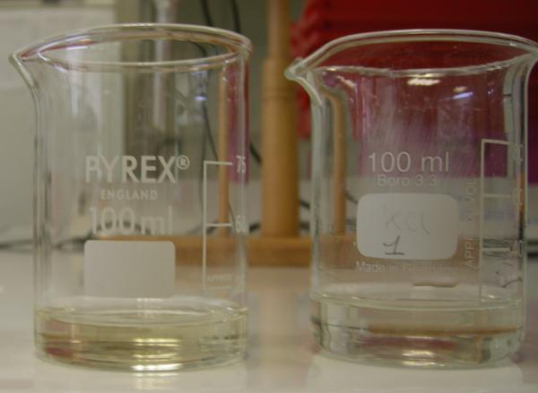 épuration après floculation et filtration