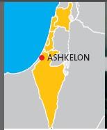 Carte Israël