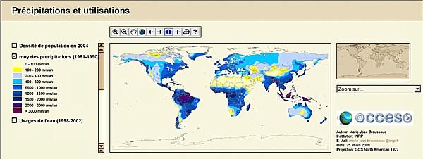 1 re partie l 39 eau sur la plan te eduterre - Office internationale de l eau ...